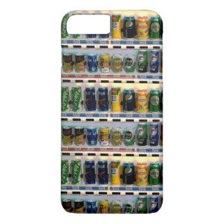 Coque iPhone 8 Plus/7 Plus Boîtes de boissons coréennes dans l'image de