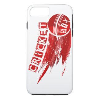 Coque iPhone 8 Plus/7 Plus Boule de cricket Sixer