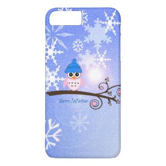 Coque iPhone 8 Plus/7 Plus Brrr… hiver