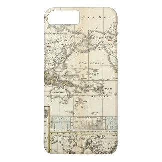 Coque iPhone 8 Plus/7 Plus Carte du monde des maladies