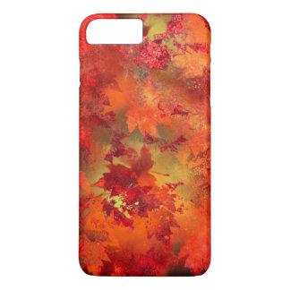 """Coque iPhone 8 Plus/7 Plus Cas abstrait de téléphone de peinture """"de Sun"""