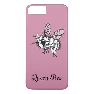Coque iPhone 8 Plus/7 Plus Cas de téléphone de reine des abeilles par Sonja