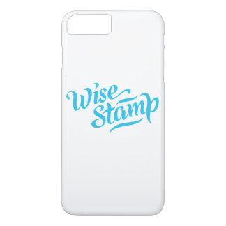 Coque iPhone 8 Plus/7 Plus Cas de téléphone de WiseStamp
