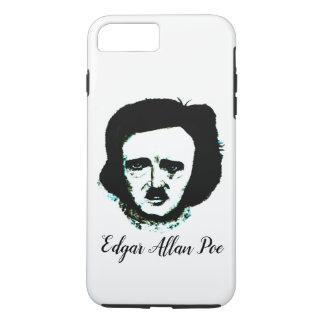 Coque iPhone 8 Plus/7 Plus Cas de téléphone d'Edgar Allan Poe