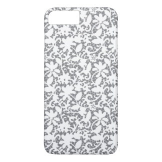 Coque iPhone 8 Plus/7 Plus Cas floral