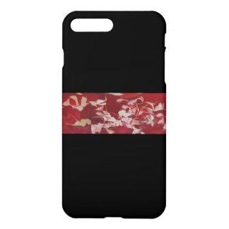"""Coque iPhone 8 Plus/7 Plus Cas mat de téléphone portable de """"pétales"""""""