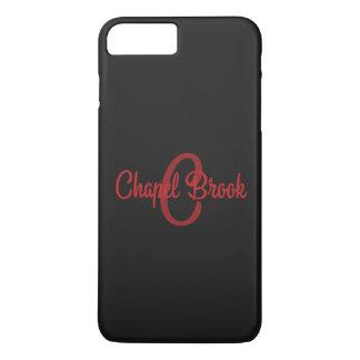 Coque iPhone 8 Plus/7 Plus cas plus de téléphone de l'iphone 7 de ruisseau de