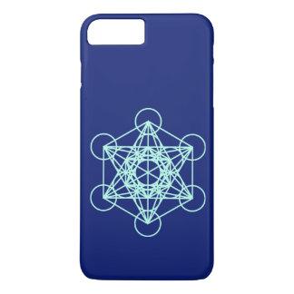 Coque iPhone 8 Plus/7 Plus Cas sacré de téléphone de la géométrie d'Arkhangel