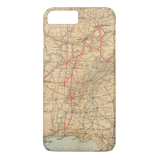 Coque iPhone 8 Plus/7 Plus Chemin de fer de Louisville et de Nashville