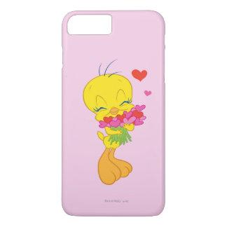 Coque iPhone 8 Plus/7 Plus Coeurs de Tweety