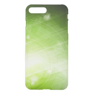 Coque iPhone 8 Plus/7 Plus Conception de feu vert dans le style de pointe