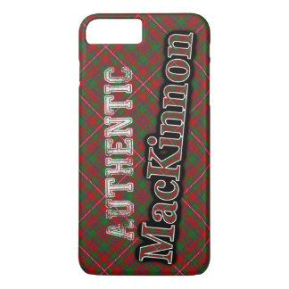 Coque iPhone 8 Plus/7 Plus Conception écossaise de tartan de MacKinnon de