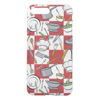 Coque iPhone 8 Plus/7 Plus Contrôle d'outils de cuisine