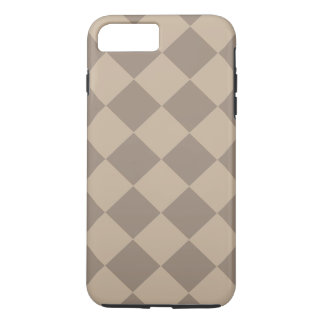 Coque iPhone 8 Plus/7 Plus Contrôleurs colorés - beige poussiéreux