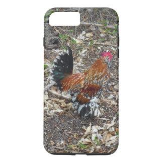 Coque iPhone 8 Plus/7 Plus Coq petit