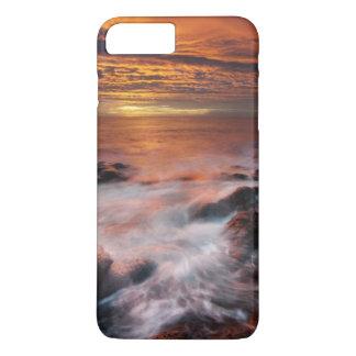 Coque iPhone 8 Plus/7 Plus Côte du parc naturel de Cabo De Gata