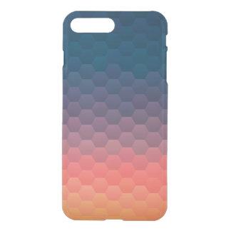 Coque iPhone 8 Plus/7 Plus Coucher du soleil chaud