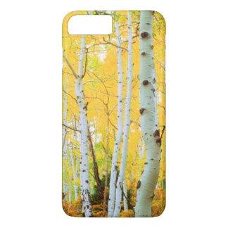 Coque iPhone 8 Plus/7 Plus Couleurs de chute des arbres 1 d'Aspen