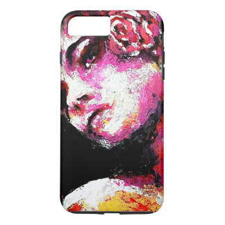 Coque iPhone 8 Plus/7 Plus Couverture de flamenco
