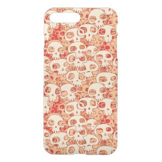Coque iPhone 8 Plus/7 Plus Crânes frais