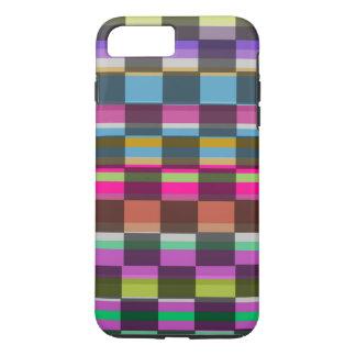 Coque iPhone 8 Plus/7 Plus Cubes colorés