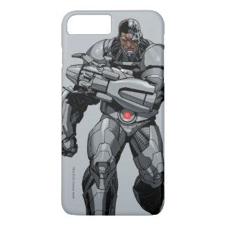 Coque iPhone 8 Plus/7 Plus Cyborg