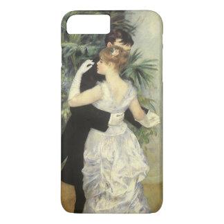 Coque iPhone 8 Plus/7 Plus Danse de ville par Pierre Renoir, beaux-arts