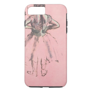 Coque iPhone 8 Plus/7 Plus Danseur du dos par ballet de cru d'Edgar Degas