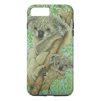 Coque iPhone 8 Plus/7 Plus Dessus de l'arbre