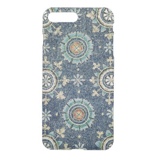 Coque iPhone 8 Plus/7 Plus Détail de la décoration florale de la chambre
