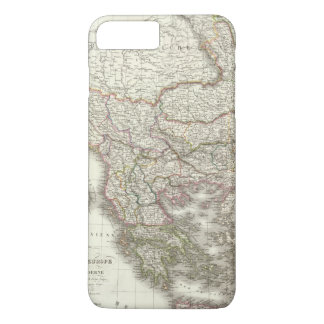 Coque iPhone 8 Plus/7 Plus d'Europe de Turquie, Grece - la Turquie et la