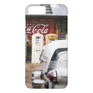 Coque iPhone 8 Plus/7 Plus Dixon, Nouveau Mexique, Etats-Unis. Voiture