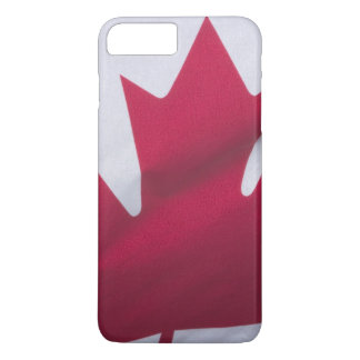 Coque iPhone 8 Plus/7 Plus Drapeau canadien