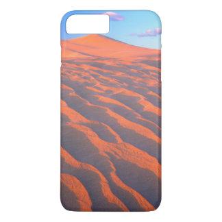 Coque iPhone 8 Plus/7 Plus Dunes de Dumont, dunes de sable et nuages