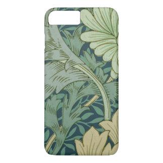 Coque iPhone 8 Plus/7 Plus Échantillon de motif de papier peint avec le
