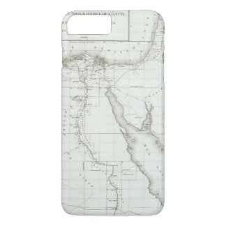 Coque iPhone 8 Plus/7 Plus Egyopt et la Palestine