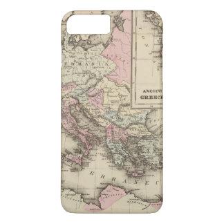 Coque iPhone 8 Plus/7 Plus Empire romain, Grèce