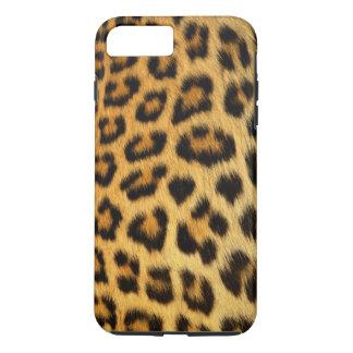 Coque iPhone 8 Plus/7 Plus Empreinte de léopard