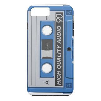 Coque iPhone 8 Plus/7 Plus Enregistreur à cassettes