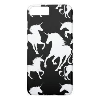 Coque iPhone 8 Plus/7 Plus ensemble de licornes
