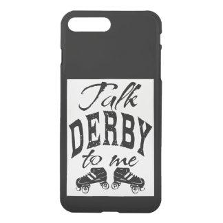 Coque iPhone 8 Plus/7 Plus Entretien Derby à moi, rouleau Derby