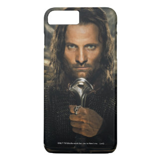 Coque iPhone 8 Plus/7 Plus Épée d'Aragorn vers le bas