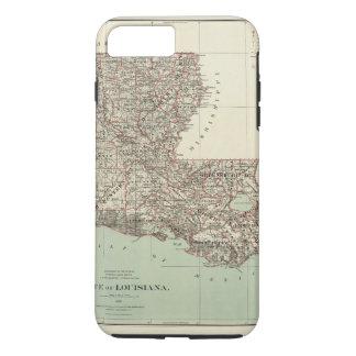 Coque iPhone 8 Plus/7 Plus État de la Louisiane