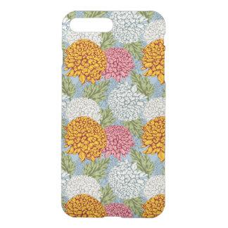 Coque iPhone 8 Plus/7 Plus Excellent motif avec des chrysanthèmes