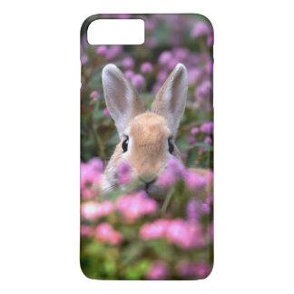 Coque iPhone 8 Plus/7 Plus Ferme de lapin