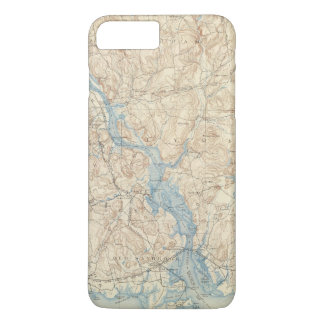 Coque iPhone 8 Plus/7 Plus Feuille de 28 Saybrook