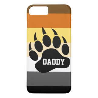 Coque iPhone 8 Plus/7 Plus Fierté d'ours