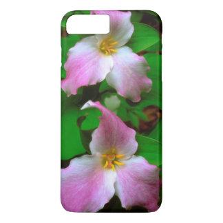 Coque iPhone 8 Plus/7 Plus Fleur sauvage de Trillium