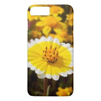 Coque iPhone 8 Plus/7 Plus Fleurs sauvages de bout rangé