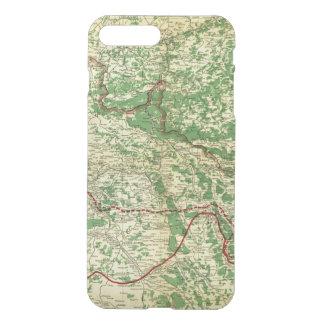 Coque iPhone 8 Plus/7 Plus Front occidental de carte